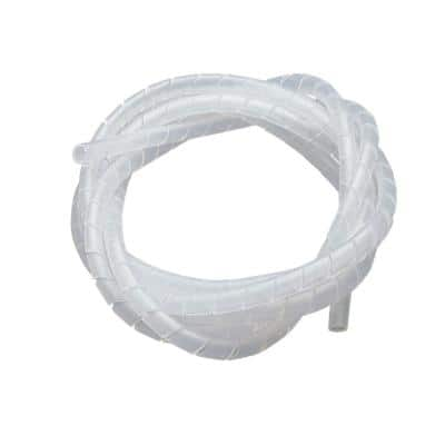 3-1/2 ft. Spiral Wrap, Clear