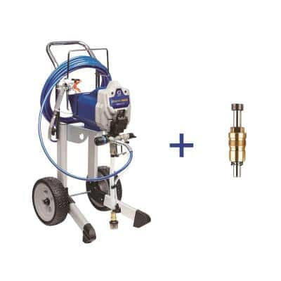 ProX19 Cart Airless Paint Sprayer with ProXChange Replacement Pump