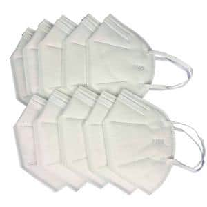 KN95 Face Mask Disposable (10-Pack)