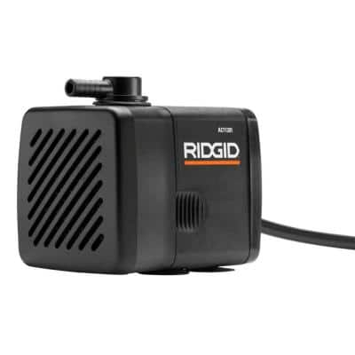 Replacement Submersible Water Pump for RIDGID Tile Saws