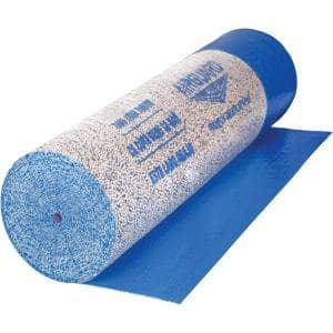 AirGuard 630 sq. ft. 40 in. x 189 ft. x 2 mm 5-in-1 Underlayment with Microban for Laminate and Engineered Wood Floors