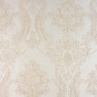 White Advantage Wallpaper Home Decor The Home Depot