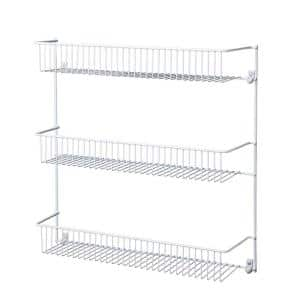 18 in. 3-Tier All-Purpose Storage Rack