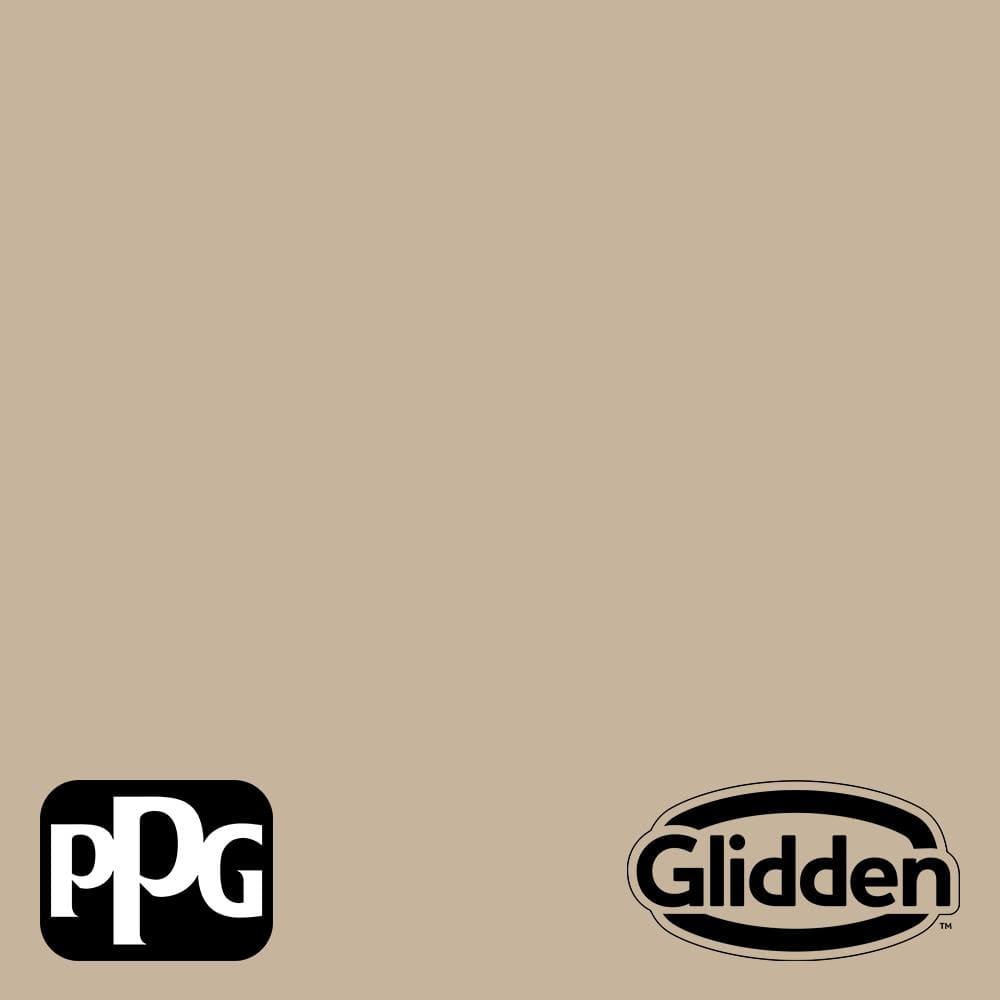 Glidden Premium 1 Gal Ppg1085 4 Best Beige Eggshell Interior Latex Paint Ppg1085 4p 01e The Home Depot