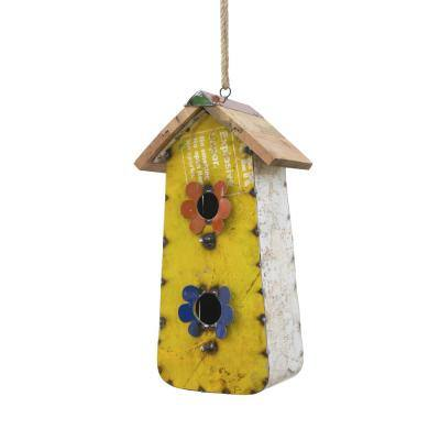 36 in. Twos Getaway Bird House