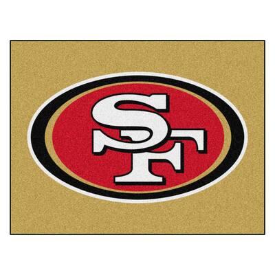 NFL - San Francisco 49ers Rug - 34 in. x 42.5 in.