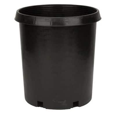 7 Gal. Black Resin Nursery Pot