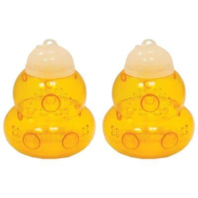 Wasp and Hornet Trap (2-Pack)