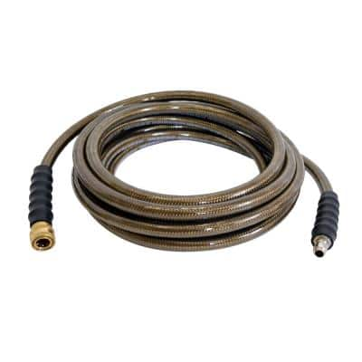 Monster 3/8 in. x 25 ft. x 4500 PSI Cold Water Replacement/Extension Pressure Washer Hose