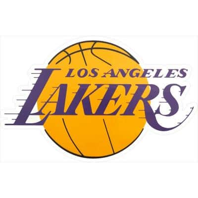 NBA Los Angeles Lakers Outdoor Logo Graphic- Large