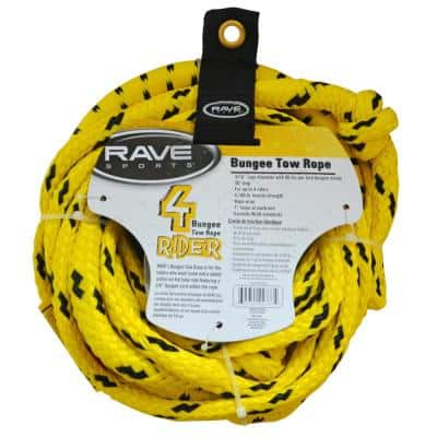 Bungee 4-Rider Tow Rope