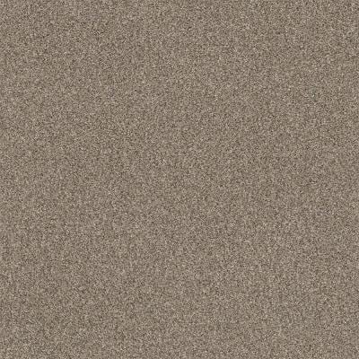 Wholehearted I - Color Crystal Sand 15 ft. Twist Carpet