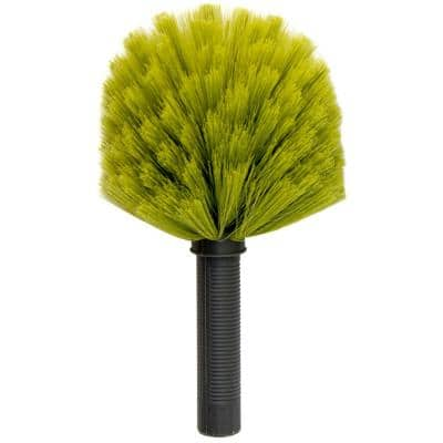Synthetic Cobweb Duster for Dusting and Cleaning High Ceilings and Corners (Pole Not Included)
