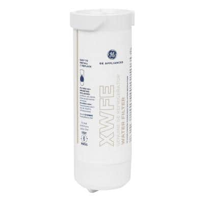 Genuine XWFE Replacment Water Filter for Compatible GE Refrigerators