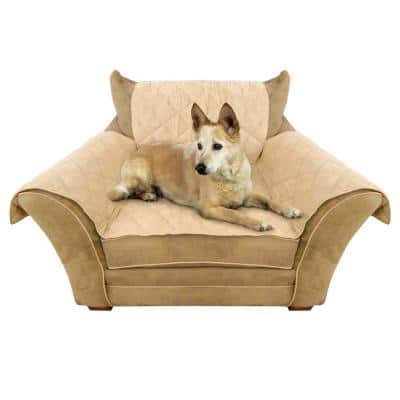 Tan Chair Furniture Cover