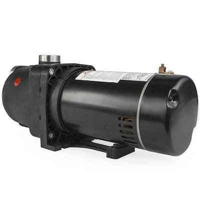 115-Volt/230-Volt Dual Voltage Universal 1 HP Pressure Side In-Ground Swimming Pool Pump
