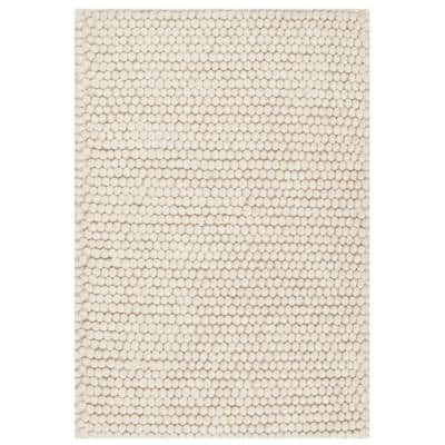 Natura Ivory 3 ft. x 5 ft. Gradient Area Rug