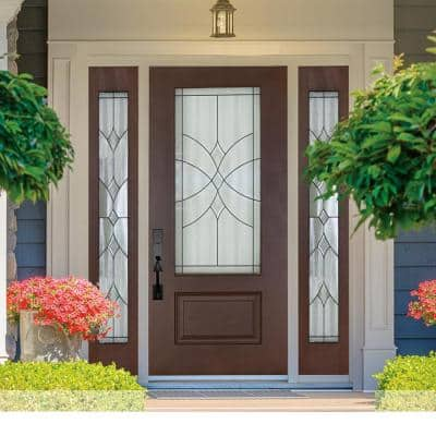 Regency Collection Customizable Fiberglass Front Door