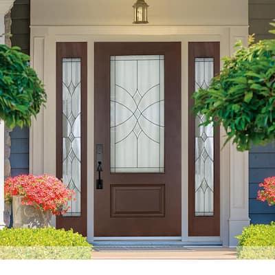 Regency Collection Customizable Fiberglass Front Door