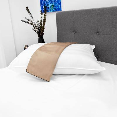 Nightspa Hypoallergenic Down Alternative Jumbo Pillow (Set of 2)