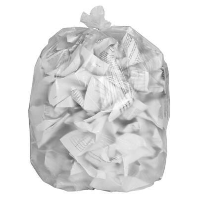 58 in. x 38 in. 0.87 mil High-Density Resin Trash Bags (200/Carton)