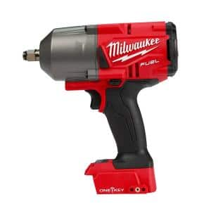 M18 FUEL ONE-KEY 18-Volt Lithium-Ion Brushless Cordless 1/2 in. Impact Wrench with Friction Ring (Tool-Only)