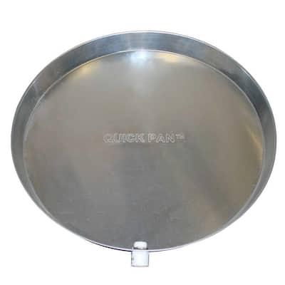 28 in. Aluminum Water Heater Pan (6-Pack)