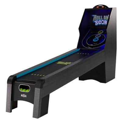 9 ft. Roll and Score with LED Lights and Electornic Scorer