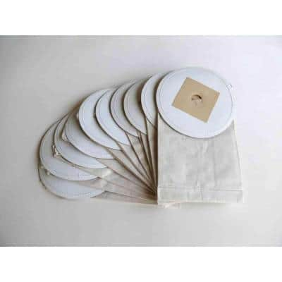 MV 3-Ply Disposable Bags