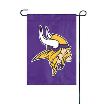 Minnesota Vikings Premium Garden Flag