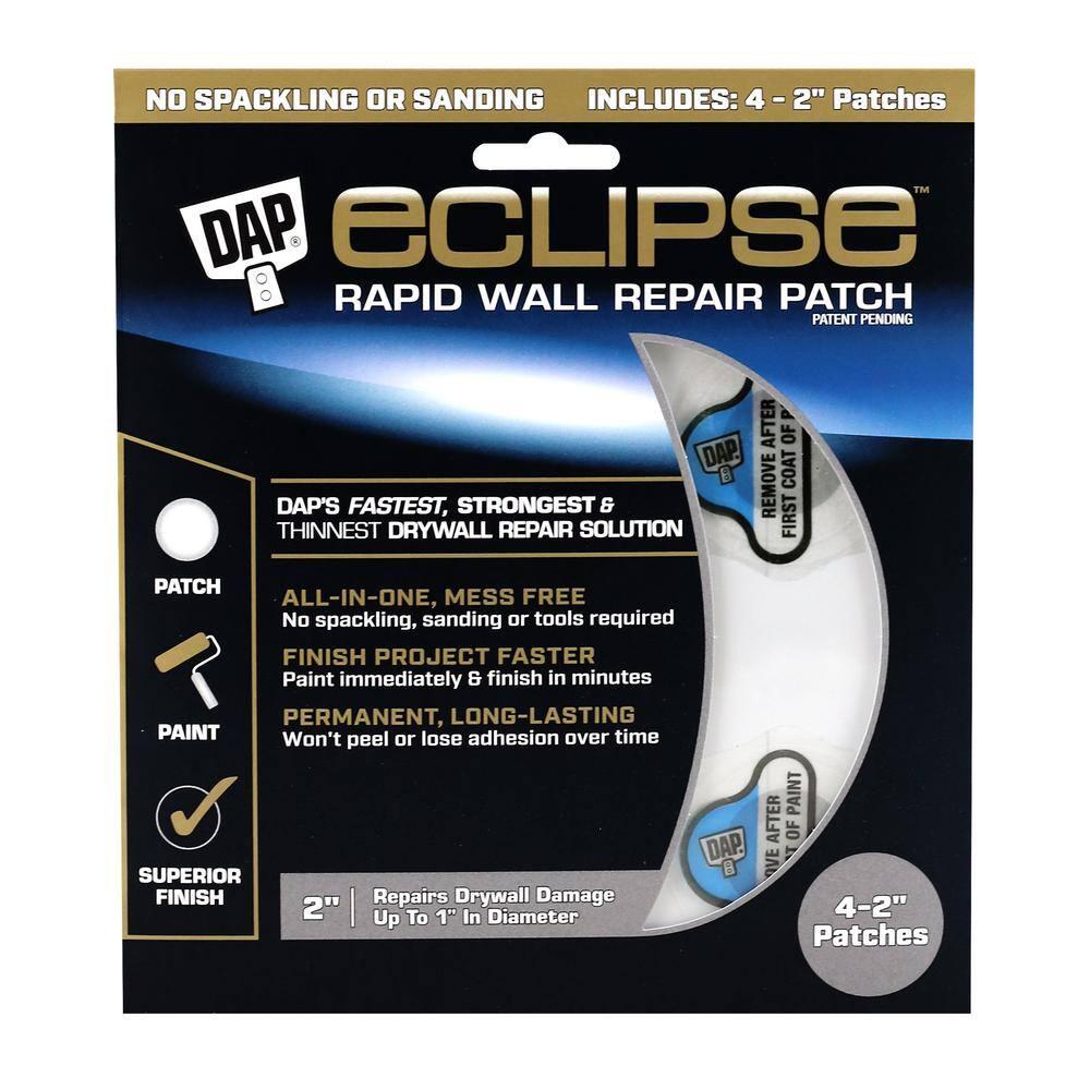 DAP Eclipse Wall Repair Patch 2 in.