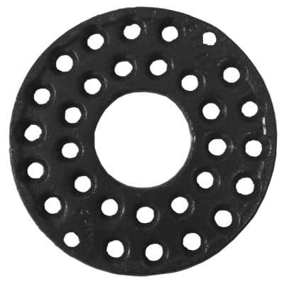 5-11/16 in. OD Strainer with 2 in. Hole in Center for Cast Iron Kentucky Drain