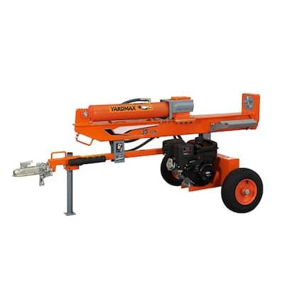 35 Ton 306cc Full Beam Log Splitter