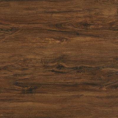 Cider Oak 7.5 in. L x 47.6 in. W Luxury Vinyl Plank Flooring (24.74 sq. ft. / case)