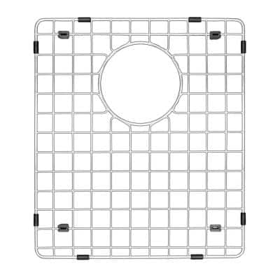 12-3/4 in. x 14-7/8 in. Stainless Steel Bottom Grid Fits QA-750