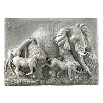 26 in. x 36 in. Peaceful Passage Wall Sculpture