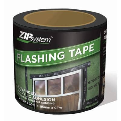 3.75 in. x 30 ft. ZIP System Linered Flashing Tape
