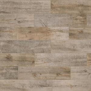 Sunset Dark Grey 6 in. x 24 in. Porcelain Floor and Wall Tile (448 sq. ft./Pallet)