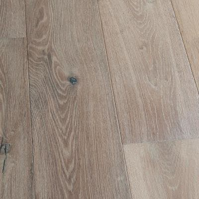 French Oak Newport 3/8 in. T x 6-1/2 in. W x Varying L Engineered Click Hardwood Flooring (23.64 sq. ft./case)