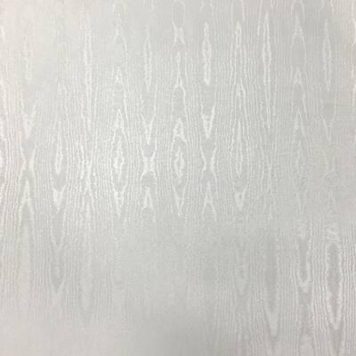 Moire Ivory Wallpaper Sample