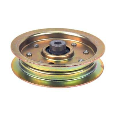 Idler Pulley for Cub Cadet and Husqvarna Mowers Replaces OEM #'s 01004101, 02004447, 539976688