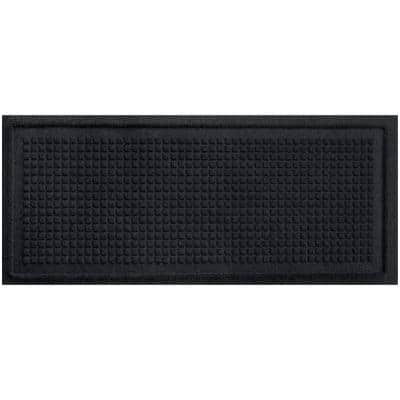 Aqua Shield Squares 15 in. x 36 in. Boot Tray Charcoal