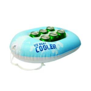 Floating Boat Ice Cooler for Swimming Pool or Beach