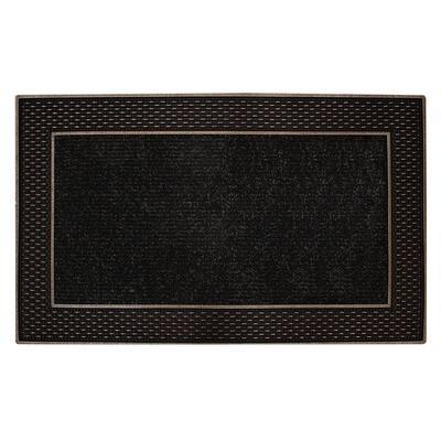 Bestee Design Brown Floor Mat