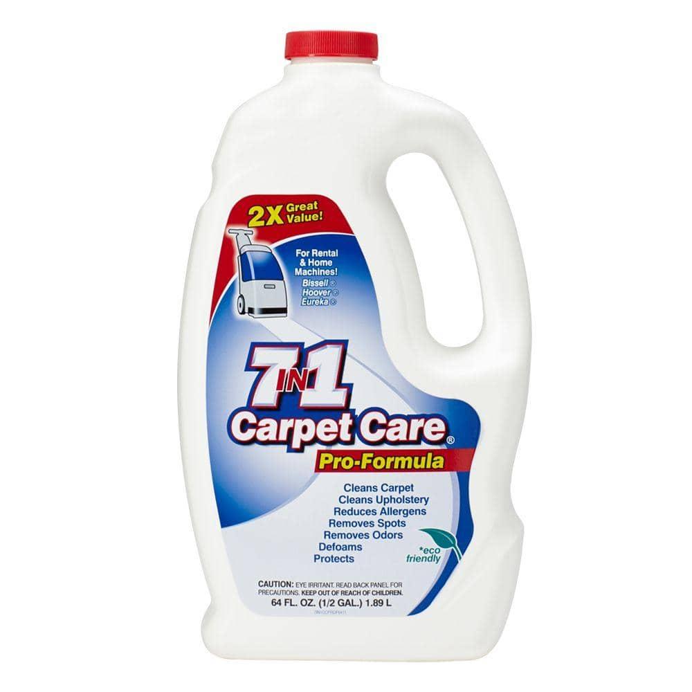 7-IN-1 Carpet Care 64 oz. Carpet Cleaner - Pro Formula