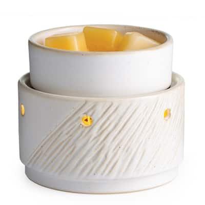Aspen Deluxe 2-in-1 Fragrance Warmer
