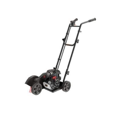 9 in. 46 cc Gas Powered 4-Cycle Walk Behind Landscape Edger