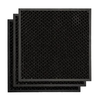 AS-ACF Air Carbon Filters for Water Damage Restoration Air Purifiers (3-Pack)