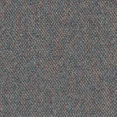 High Falls Musical Loop 24 in. x 24 in. Carpet Tile (18 Tiles/Case)