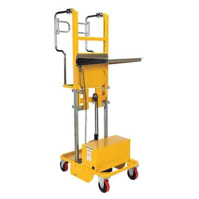 440 lb. Capacity Electric Order Picker